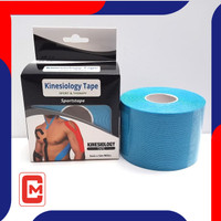 Kinesiology Tape Tapping