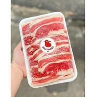 DAGING SAPI US SHORTPLATE BEEF SLICE / YOSHINOYA BEEF 500gr