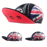 Cap cycling OFDY topi sepeda BROMPTON