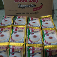 KOPI GOOD DAY CAPUCINO ( 10 SACHET )