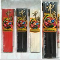 sumpit melamine / melamine chopstick isi 20 pcs