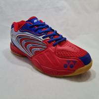 Sepatu Badminton Yonex All England AE 07 (ORIGINAL) - RED NAVY, 42