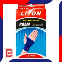 Liton Palm 8622 Deker Pergelangan Tangan Palm
