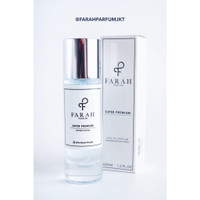 [ @farahparfumjkt ] 35ml Parfum SUPER PREMIUM - HIGH QUALITY