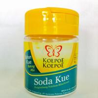 Soda Kue Pengembang Natrium Bikarbonat 81 gr Koepoe Koepoe