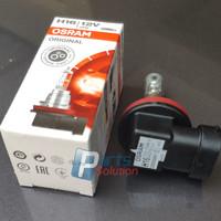 Bohlam Bolam Lampu Kabut Foglamp Standar OSRAM H16 12V 19W Original