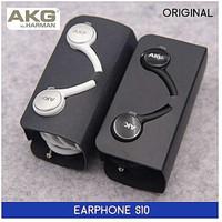 Headset SAMSUNG GALAXY AKG jack 3.5mm - Putih