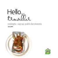 RENDANGKU Rendang Daging Sapi Premium 1/4 Kg
