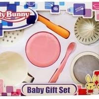 Lusty Bunny - Baby Gift Set Food Maker Paket Perlengkapan Bayi lb-1841