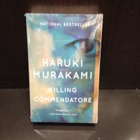 Killing Commendatore Novel by Haruki Murakami