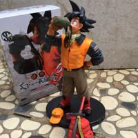 Action Figure Dragon Ball S Culture 3 Son Goku