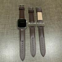 Tali jam strap Apple watch strap leather kulit asli 42mm/44mm series