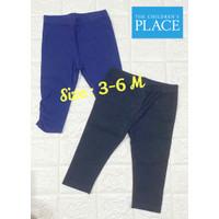 Celana panjang legging baby 3-6 bulan the children place branded