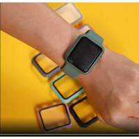 Apple watch case tempered glass screen bumper case series 6 5 4 3 2 1