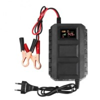 Charger Aki Mobil CA2 Smart Battery Charger 12V20A Cas Aki protable