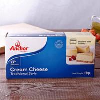 Cream Cheese Anchor 1 kg
