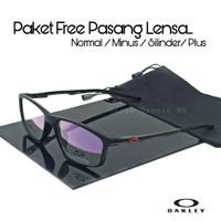 kacamata pria OX09 frame sport Paket Lensa Anti radiasi minus normal