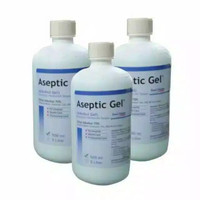 Aseptic Gel 500ml Onemed Antiseptic