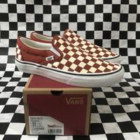Vans Slip On Checkerboard Picante Original / Slip On Picante