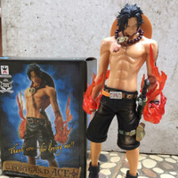 Action Figure One Piece Ace Master Star Piece