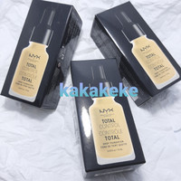 NYX Total Control Drop Foundation Medium Olive