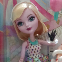 BONEKA Barbie EVER AFTER HIGH BUNNY BLANC DAN ALISTAIR
