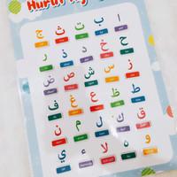 BUSY BOOK PAGE HIJAIYAH MAINAN EDUKASI ANAK MAGNET EDUCATION TOYS
