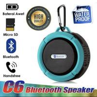 speaker bluetooth c6 waterproof