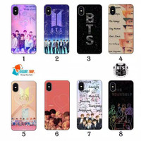 Hard Case HP 3D BTS Fullprinting For All Type Phone samsung xiaomi opp