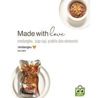 RENDANG KU Rendang Daging Sapi Premium 1 Kg