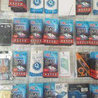 Tempered Glass All Type Samsung Xiaomi Oppo Vivo Iphone dll