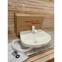 Wastafel Portable Plastik/Wastafel PVC Ukuran Kecil