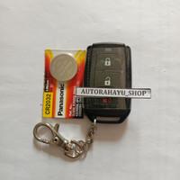 Remot Remote Alarm Avanza Original type G - Hitam