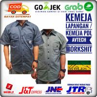 Kemeja Lapangan Avtech workshit / Kemeja PDL Avtech workshit