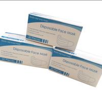 masker disposable 3 ply / masker bedah [RANDOM] - 1 BOX RANDOM