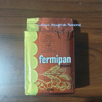 Fermipan Yeast Brown 500 Gram