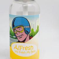 Alfreash Parfum / Pewangi helm dan sarung tangan motor anti bakteri