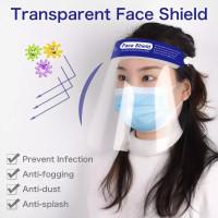 Face shiled Pelindung wajah Transparan