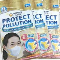 Unicharm Protect Pollution Mask