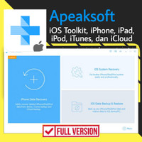 Apeaksoft iOS Toolkit, recovery iPhone, iPod, iTunes, ios iCloud