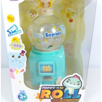 Mainan Anak Funny Mini ROLL Game Machine