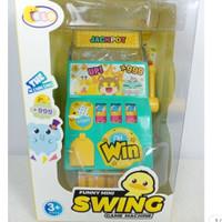 Mainan Anak Funny Mini SWING Game Machine
