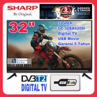 Sharp Digital Led Tv 32 inch LC 32SA4200i