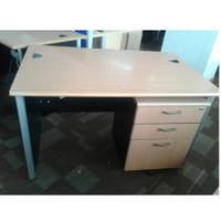 meja kantor meja kerja modera