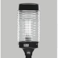 TBT 9 LAMPU TAMAN KACA MODEL GELAS 13,5 CM MINIMALIS E27 PILAR