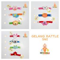 Gelang Karakter Rattle SNI - Mainan Bayi (0 - 2 tahun) - 002