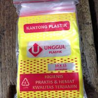 plastik klip uk 10x15 (isi 100 pcs) plastik Zipper plastik obat