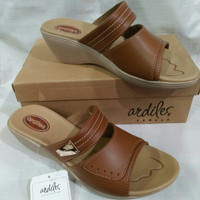 Sandal kasual wanita ARDILES/Sendal formal original