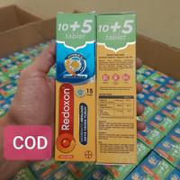 Redoxon Isi 15 Tablet Effervescent Murah