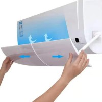 Reflector/Acrylic/penahan angin/Air screen cover ac